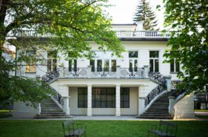 Nordfassade Klimt Villa, © Baris Alakus 2014